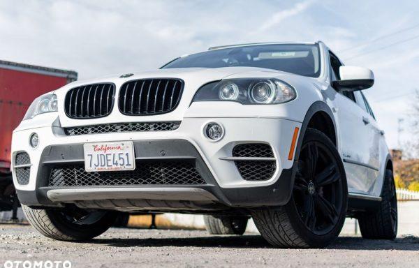 BMW X5 E70 286KM – SPRZEDANE