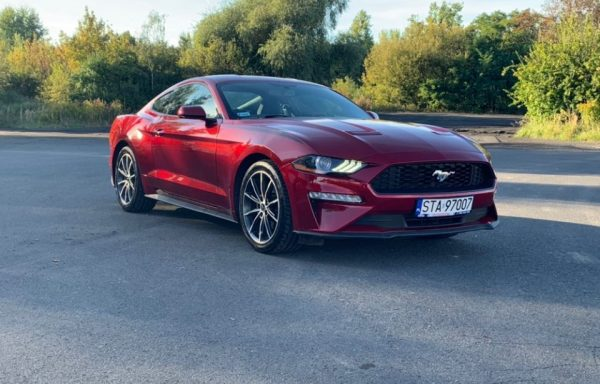 Ford Mustang (2018) – SPRZEDANE