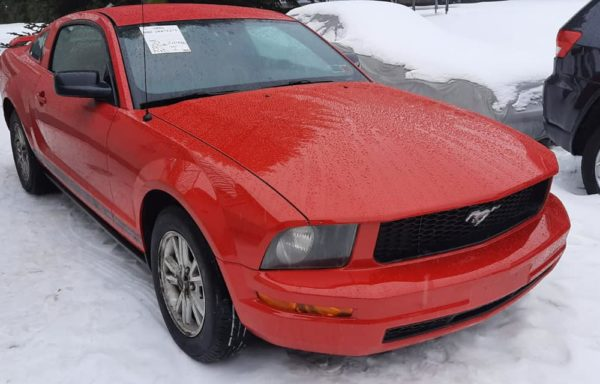 Ford Mustang (2006)