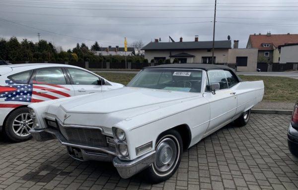 Cadillac DeVille 1968 [SPRZEDANY}