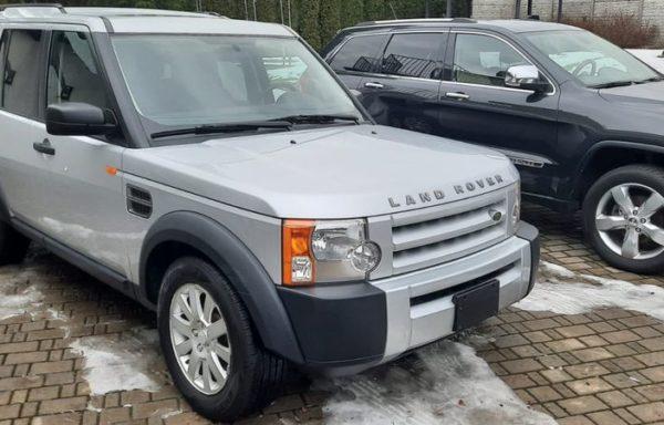 Land Rover Discovery 3 [ZAREZERWOWANY]